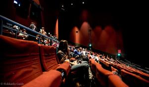 IMAX theatre in Sapporo