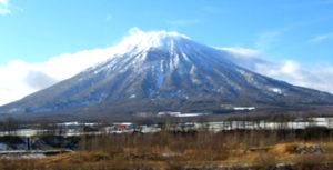 Mt Yotei, Niseko, Hokkaido.