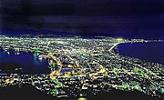 Hakodate Night View.