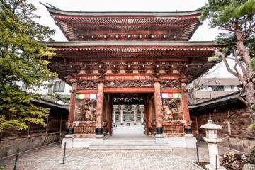 Permalink to:Chuo Temple (Chuo-ji)