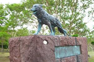 Taro & Jiro Monument