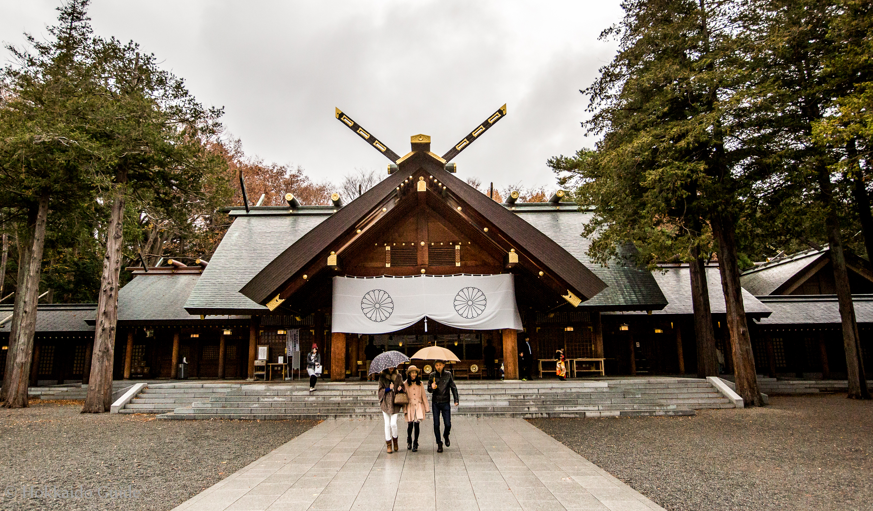 Sapporo Shrine