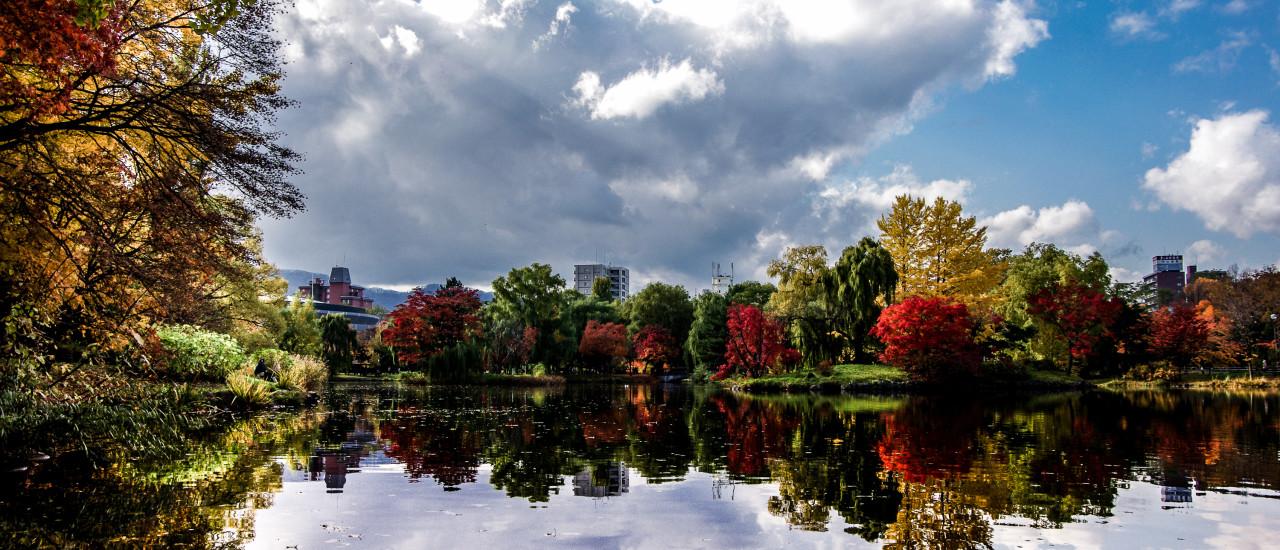 สวนสาธารนะ นากาจิมะ  (Nakajima Park )
