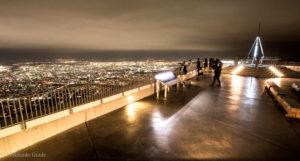 Mt Moiwa - Spectacular views of Sapporo.