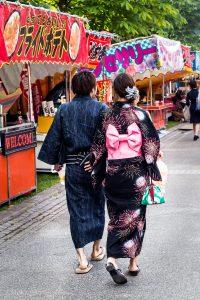 Sapporo festival