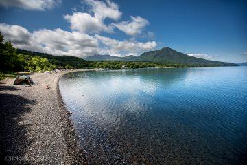 Permalink to:Morappu Campsite (Lake Shikotsu)