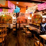 Inside MEXICAN DISH sombrero MEXICANO
