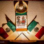 MEXICAN DISH sombrero MEXICANO