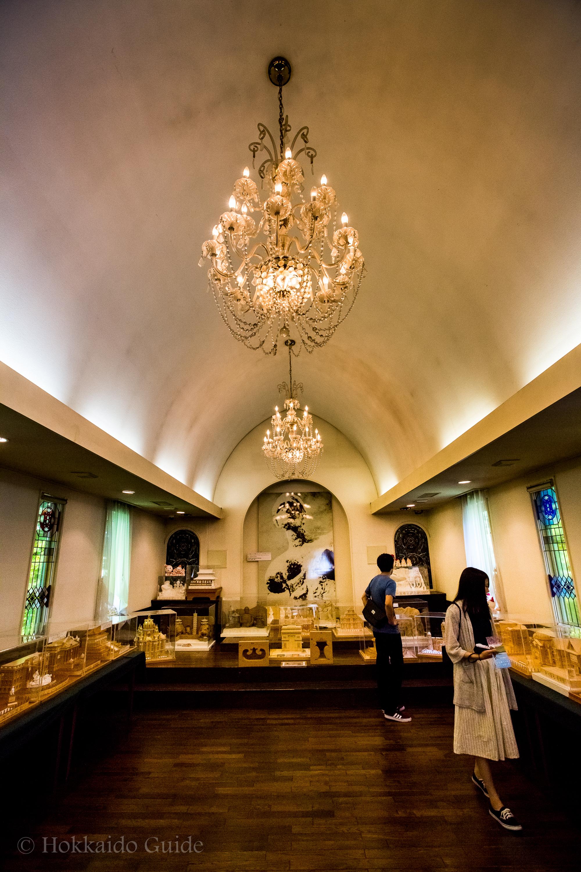 Snow Museum at Hitsujigaoka Observation Hill