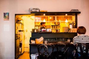 Tsubara Tsubara Coffee Sapporo Staff
