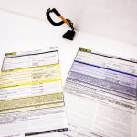 Travelex & Western Union forms