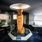 Ainu sculpture