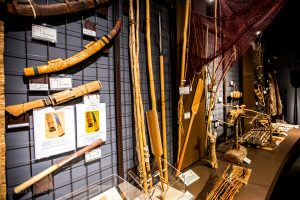 Ainu items