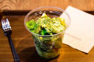 Freshness Burger salad