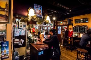 St. Johns Wood Pub in Sapporo