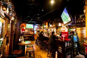 St. Johns Wood Pub in Sapporo