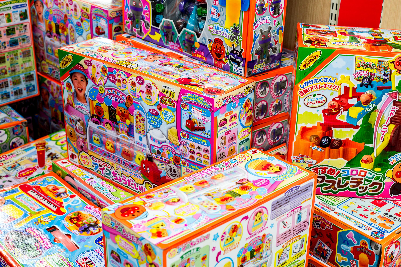 BIC Camera Sapporo toys