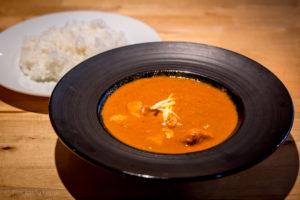 Future Curry Koris butter chicken