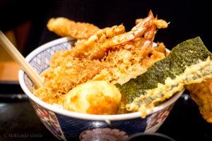 Tempura Ginza Hageten tempura