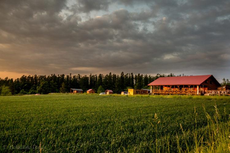 Hoshinitenotodokuoka Camping Ground