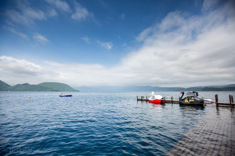 Toya Marine Boat Rental lake toya