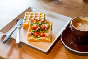 Marumi Coffee food