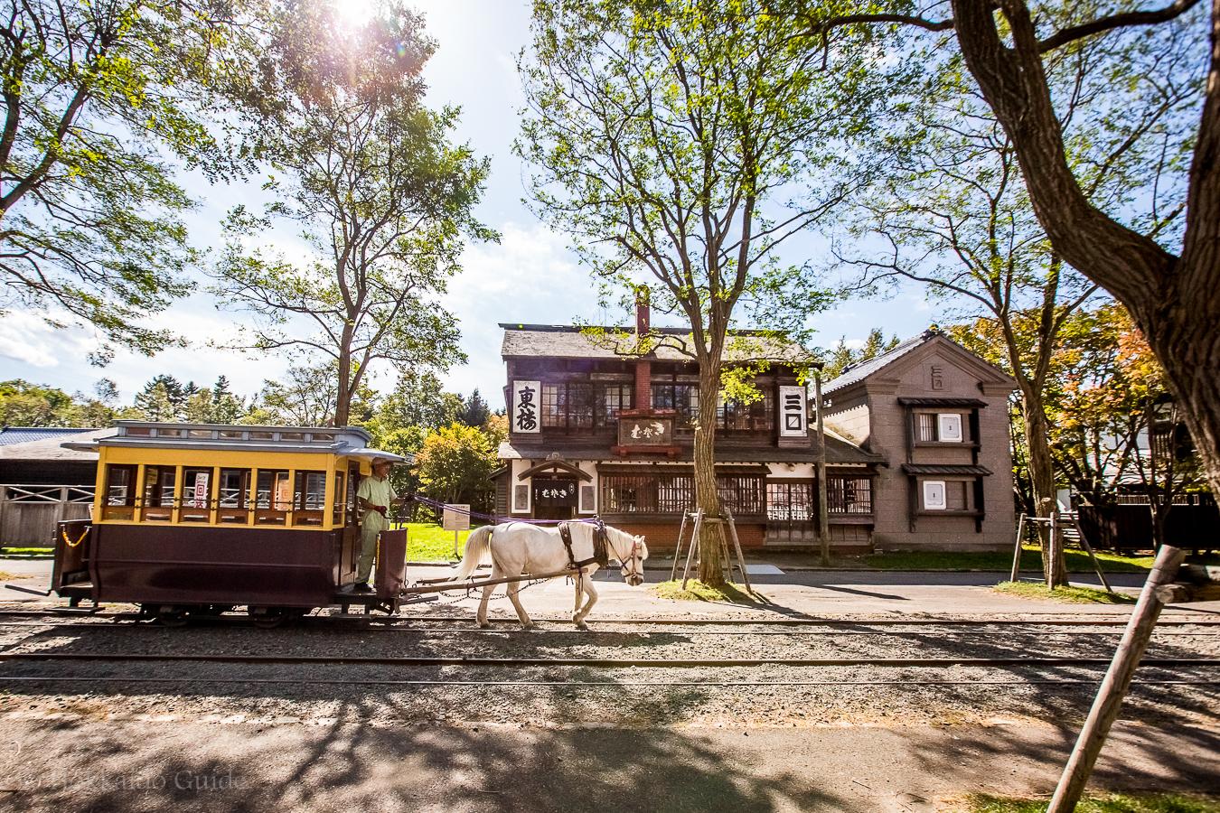 Hokkaido Historical Village