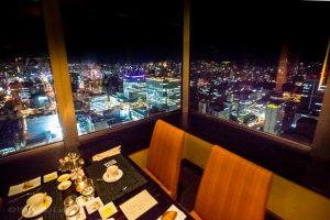 レストラン&バー「SKY J」