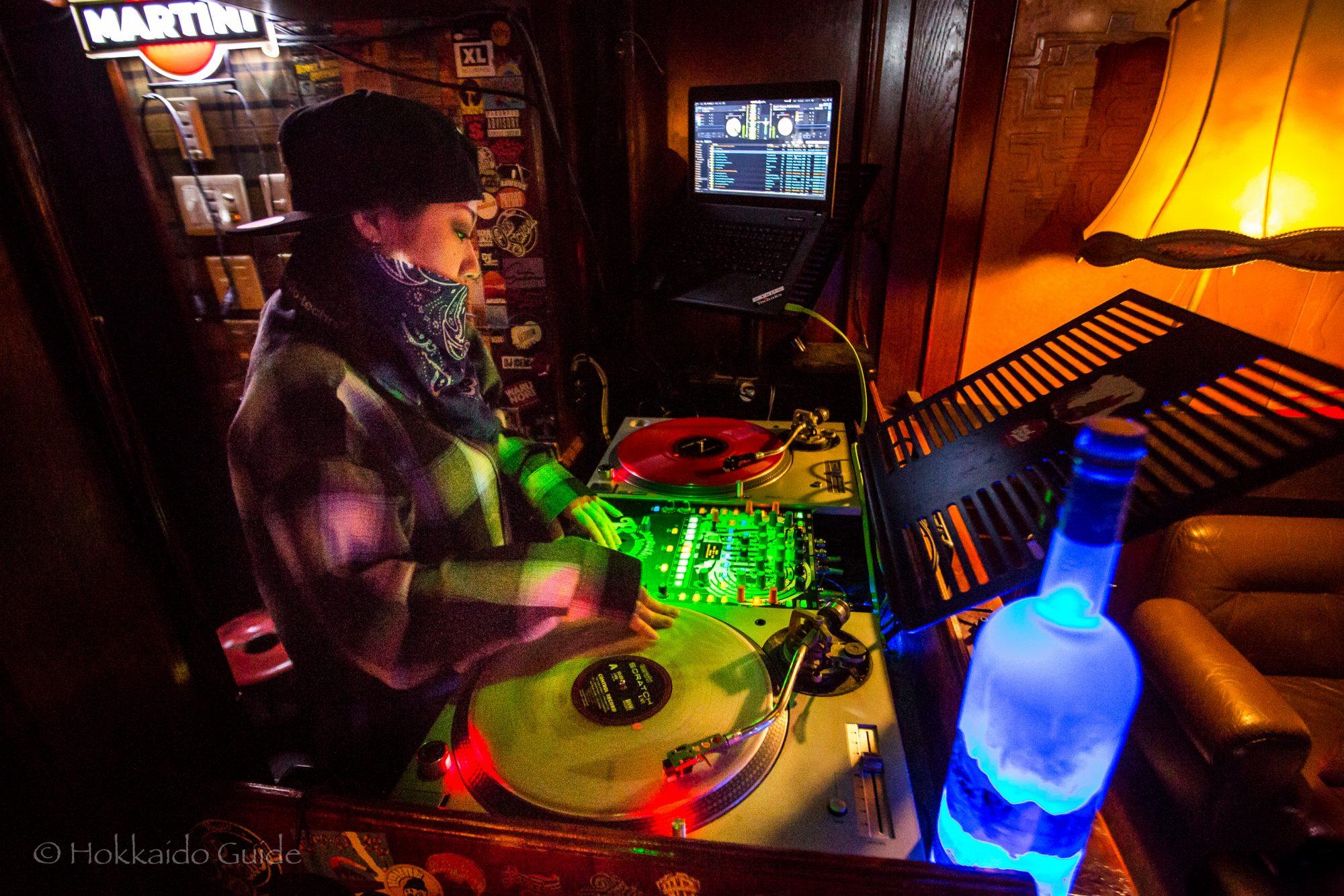 ブティー DJ
