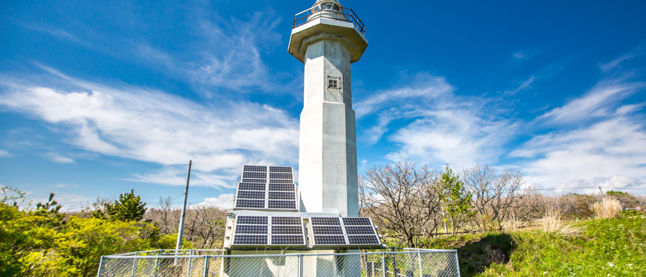 Hidaka Gate Lighthouse